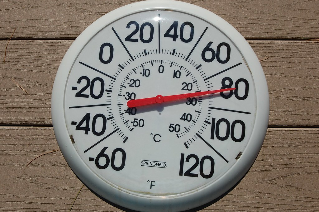 thermometer 80