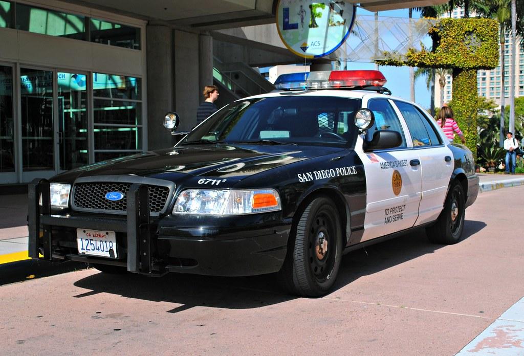 San Diego Police Department Cragin Spring Flickr