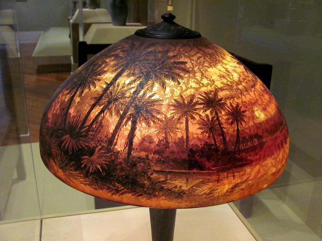 Sunset palm tree lamp handel lamp co this is a creative flickr sunset palm tree lamp handel lamp co by david hoffman 41 mozeypictures Choice Image
