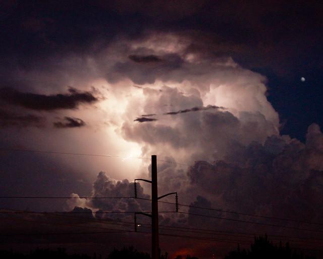intracloud lightning | Flickr - Photo Sharing!