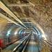 "Old school ""subway"" tunnel"