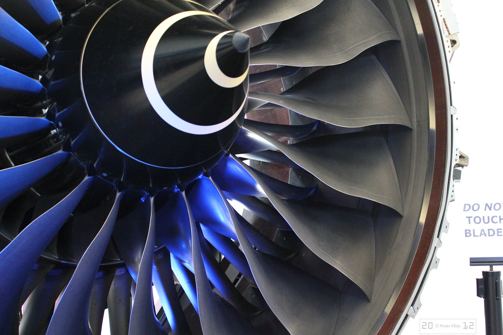 Rolls Royce Trent 1000 Engine Blades | The Future of ...