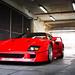 Trackday Ferrari