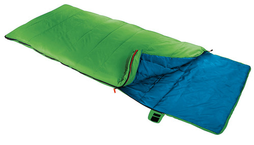 Vaude Sioux 500 Sleeping Bag | by travelling two