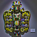 Mahakala Mask 3D ::: HDR Anaglyph Stereoscopy