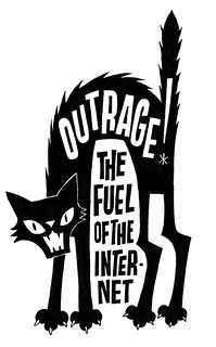 Outrage! | by Esther Aarts