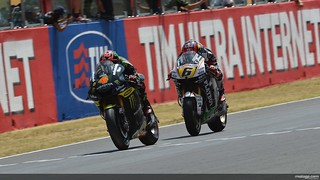 Dovizioso and Bradl battle it out for 4th | by AGPCMOTOGP