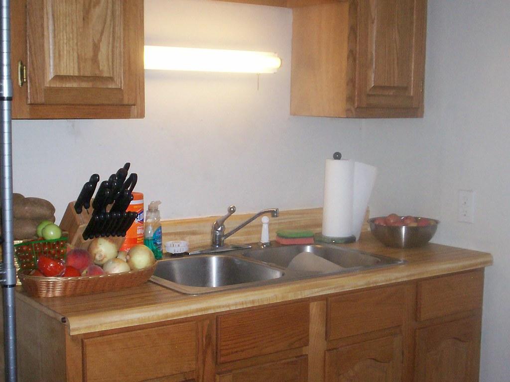 Small Kitchen Sink Area | JacindaWalker | Flickr