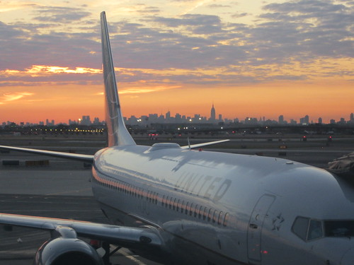Sunrise at EWR | by Matt Jennings