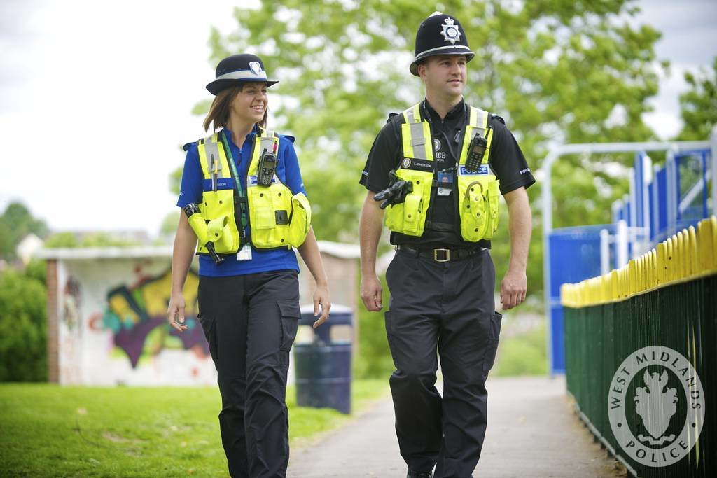 Day 212 West Midlands Police Tackling Anti Social Beha
