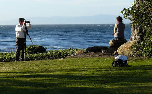 Photographer at Lover's Point - Pacific Grove | by docentjoyce