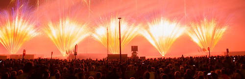 Knokke-Heist 2016 : Closing Fireworks