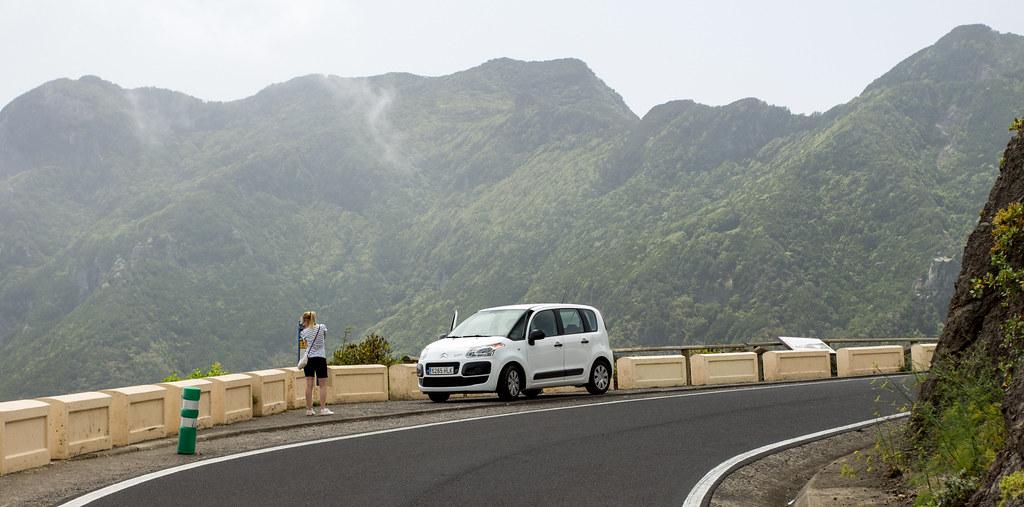 El Bailadero - Anaga Mountains - Tenerife