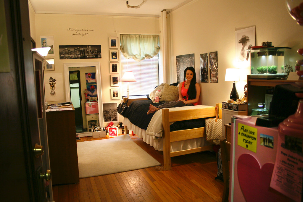University Of Notre Dame Dorm Rooms
