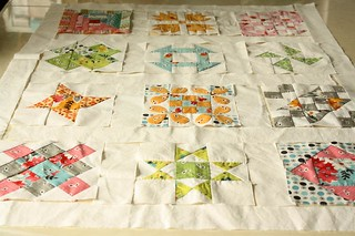 hand pieced quilt blocks...final layout? | by Erin @ Why Not Sew? Quilts