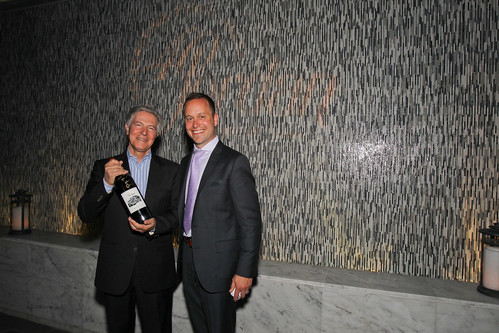 Jordan Vineyard & Winery Celebrates 40th Anniversary, held on The London Hotel rooftop in West Hollywood, California, USA on Monday, April 23, 2012 | by jordanwinery.com