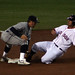 Will Middlebrooks' first major league steal