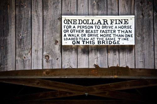 One Dollar Fine | by jcbwalsh