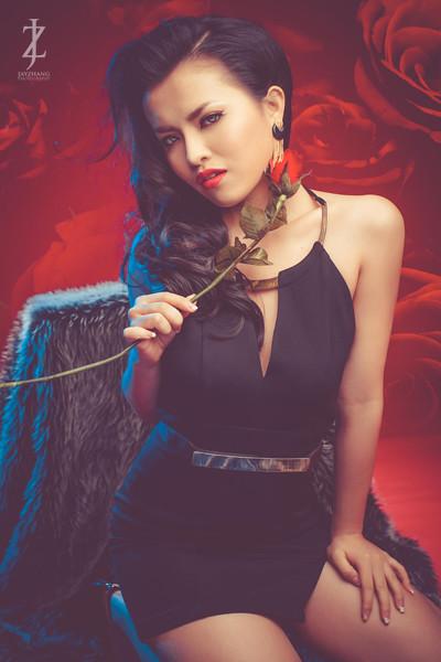 Rose Bella.   Art Director : JayZhang Photographer ...