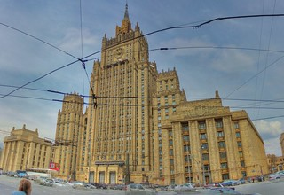 Ministry of foreign affairs Moscow  Panorama | by Rich pick