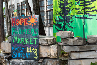 HOPE FARMERS MARKET | by -Dons
