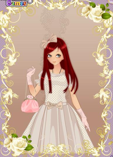 rinmaru games anime romantic girl dress up game blythe naess