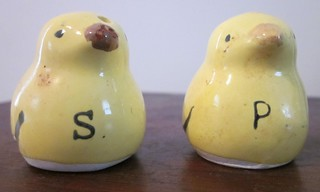 Bird Salt and Pepper Shakers | by Robever80
