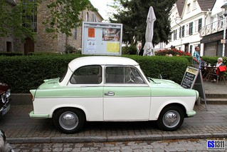 1957 - 1962 Trabant P50 | by Georg Sander