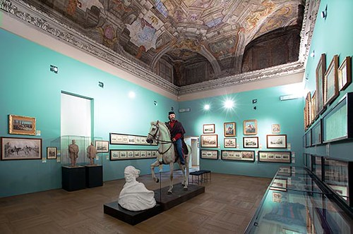 Sala 22 - Italia: Triennio 1859-1861: Spedizione dei Mille 1860