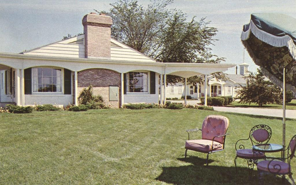 The Williams House Motel - Battle Creek, Michigan