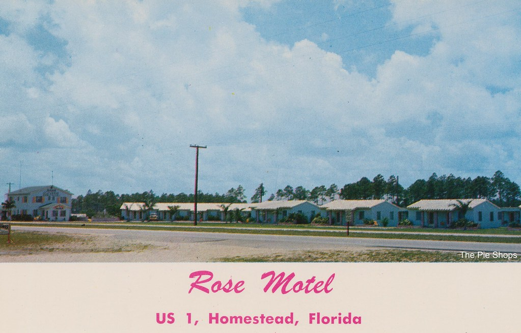 Rose Motel - Homestead, Florida