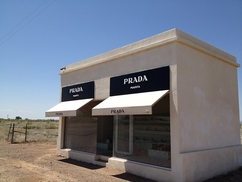 Prada Marfa | by happyrobotMobile