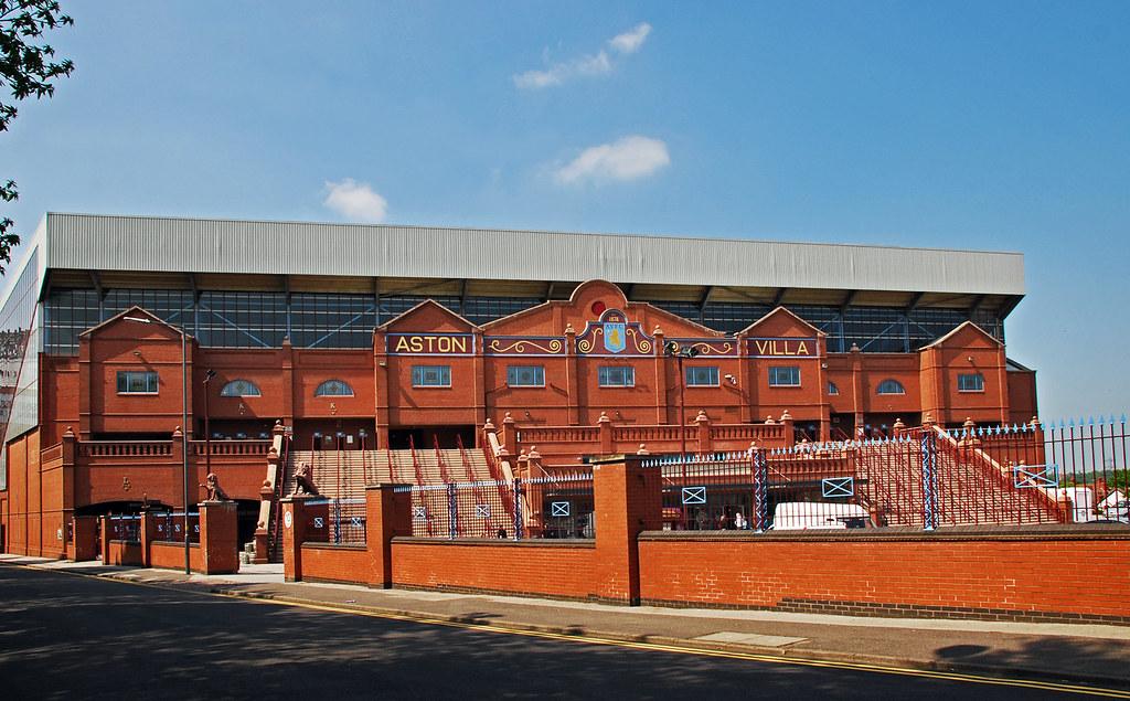 Villa Park Aston