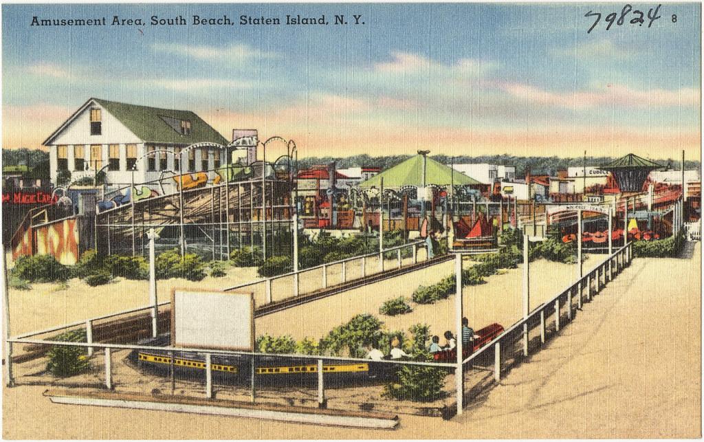 South Beach Library Staten Island