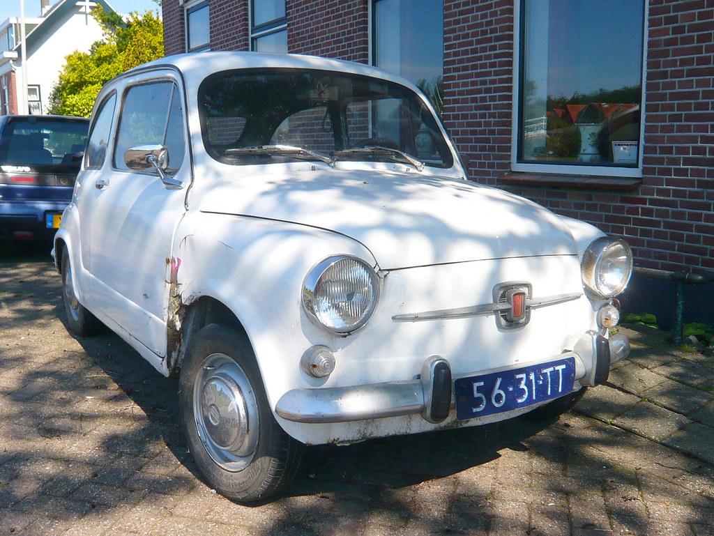 Fiat Zastava 750 Luxe - 1972 | oerendhard1 | Flickr