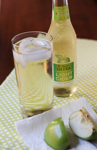 Michelob Ultra Light Cider | by niftyfoodie