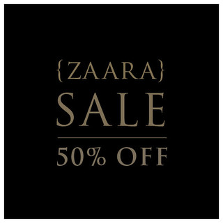 {Zaara} Annual Sale | by zaara kohime