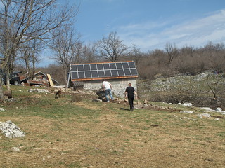 Farmers of Ajderovac, Croatia, couldn't save and sell their milk until they got a solar panel | by UNDP in Europe and Central Asia