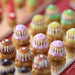 Miniature Food Religieuses and Eclairs - French Patisserie