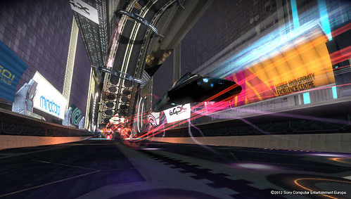WipEout 2048 WipEout HD Add-On Pack | by PlayStation.Blog