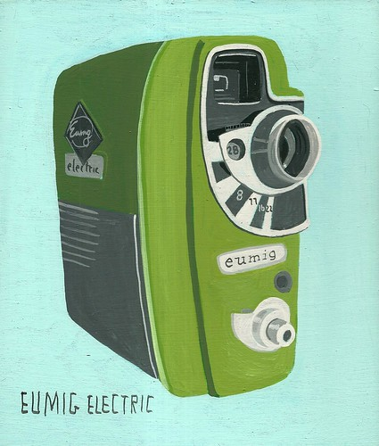 Eumig Electric | by Javier Mayoral