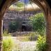 Amasya, Gate in the ruin of the old Caravanserai