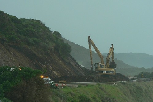 Roadworks on The Great Ocean Road | by The Pocket Rocket
