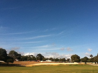 Possible Chemtrail over North Beach, Perth.  17/10/11 | by perthhdproductions