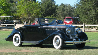 1937 Railton  Fairmile drophead coupe by Coachcraft | by Jack Snell - Thanks for over 26 Million Views