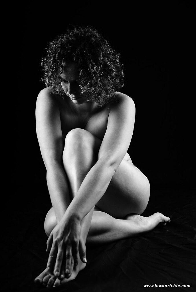 richie model Nude black
