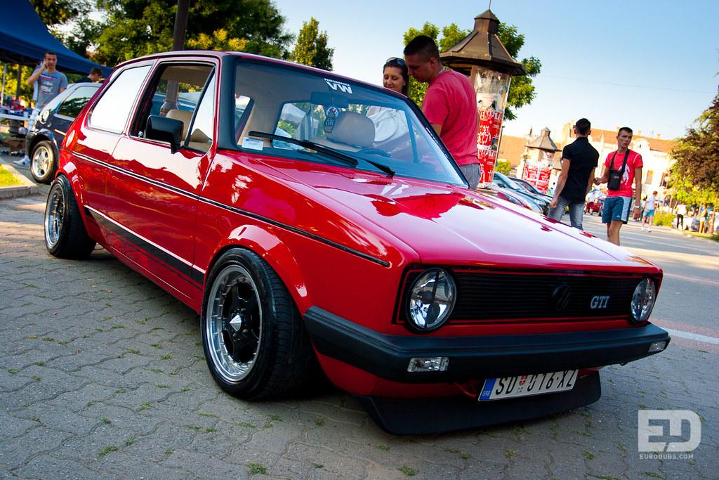 Vw Golf Mk1 3rd Wrrt Styling Show Vr Ac Serbia