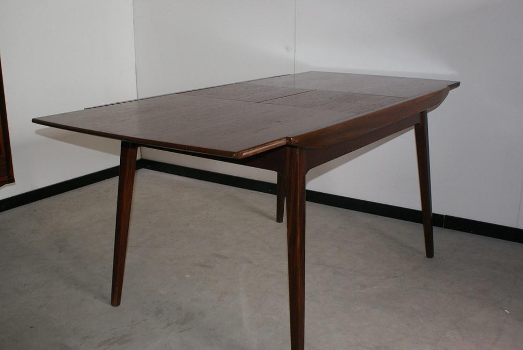 Webe tafel louis van teeffelen jaren 60 vintage 2 flickr