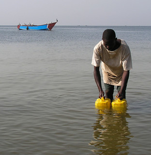 Fishing in Entebbe | by World Bank Photo Collection