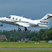 Eclipse 500 (N23FK) taking off Teuge Airport
